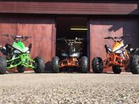 Brand new 110cc quads