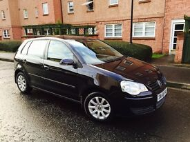 VOLKSWAGEN POLO 1.4 SE 75 55 PLATE LOW MILEAGE AND FULL SERVICE HISTORY MINT CONDITION