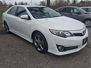 2013 Toyota Camry SE*LEATHER**LOADED**BLUE TOOTH*