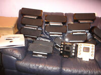 Joblot Sony Ipod / Mp3 Docking Speakers Job lot