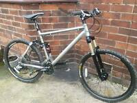 Boardman team Fs Downhill Bike