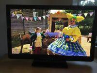 Panasonic Viera Plasma 42 inch TV. Model: TX-P42S30B. Full HD 1080p 600Hz with Freeview HD