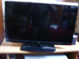 29 Inch Flat Screen TV with Scart and HDMI x 2