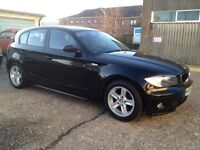 2005 BMW 116i Sport 5dr NEW MOT, LOW MILEAGE, WARRANTY