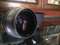 85mm f1.5 canon adaptor for eos