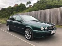 JAGUAR X TYPE ESTATE 2.0TDI 2006 Not Astra estate vectra estate focus BMW 320