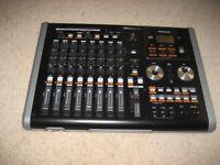 Tascam DP-02 8 Track Porta Studio