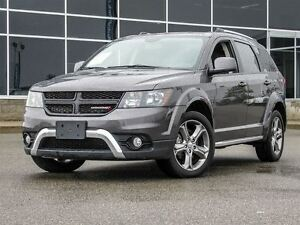 2016 Dodge Journey Crossroad FWD| 7 Seater| Cruise Control| Leat