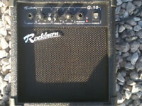 ROCKBURN GUITAR AMP