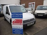 FORD TRANSIT CONNECT T200 NO-VAT 2008