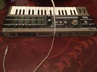 Korg MicroKorg 37-mini key Synth/Vocoder