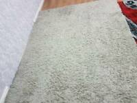 Big beautiful vv thick shaggy rug in beige/ fawn 160/230 cm