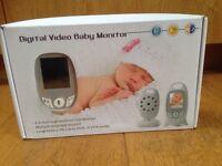 Digital Video Baby Monitor - brand new!