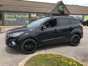 2017 Ford Escape Titanium / SUNROOF / NAVIGATION / SPORT PKG