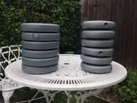 YORK WEIGHTS IN EXCELLENT CONDITION