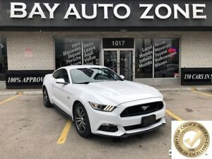 2017 Ford Mustang GT Premium+NAVI+REAR CAM+TOUCH DISPLAY