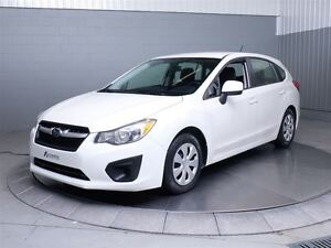 2013 Subaru Impreza HATCH AWD A/C West Island Greater Montréal image 1