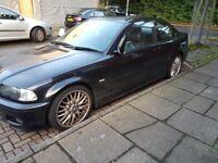 Black BMW - Mot , Road Tax, excellent condition