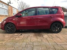 2012 Nissan note acenta automatic : grab a bargain!!!!