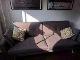 Inca 3 seats sofabed