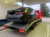 Cheap Car recovery - car transport -24/7 breakdown service £20