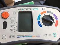 Kewtech KT64 Multifunction Tester