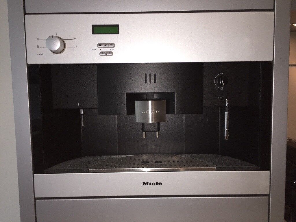 Miele Cva620 Built In Coffee Machine Required Repair In Stockport Manchester Gumtree