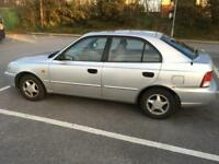 Hyundai Accent Long MOT