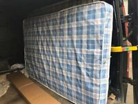 Double mattresses and 3 1/4 mattresses available