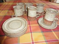 Tremar Cornish stoneware pottery tableware