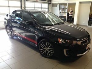 2016 Mitsubishi Lancer GTS/AWD/1 OWNER LOCAL TRADE!!