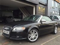 2007 Audi S4 Cabriolet 4.2 Tiptronic Quattro 2dr ONE PREVIOUS OWNER-FULL SERVICE HISTORY