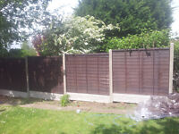 FENCING ,SHED, DECKING