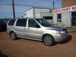 2006 Buick Terraza CXL/LEATHER/DVD