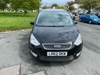 Ford galaxy 62 plate automatic 7 seater