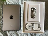 iPad Mini 4 64GB Space Grey WiFi + Smart Cover - Perfect Condition