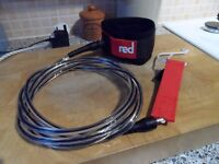 red paddle co sup leash