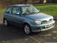 QUICK SALE WANTED! Nissan Micra Activ Petrol Manual 3door