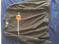Santa Cruz grey jumper medium