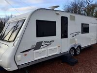 2009 Elddis Crusader Supercyclone (Fixed Single Beds, Full End Washroom)