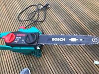 Bosch AKE 35 Electric chainsaw