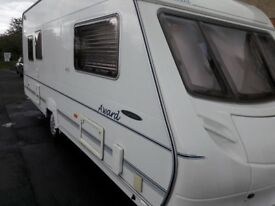 ABI Award Nightstar 5 berth 2004 excellent condition