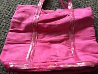 Pink Summer Bag Brand New from Davidoff Echo Woman