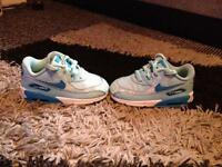 Baby's AirMax size 7 and a half