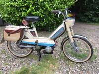 Peugeot 103 classic moped