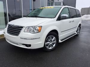 2010 Chrysler Town & Country LIMITED + NAVIGATION + CAMÉRA DE RE