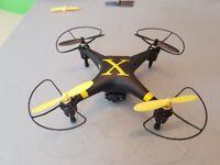 SPY DRONE BLACK