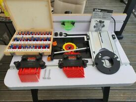 Router Table Plus router and extras