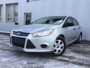 2012 Ford Focus FRONT WHEEL DRIVE, MANUAL.