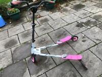 Speeder scooter/ trike